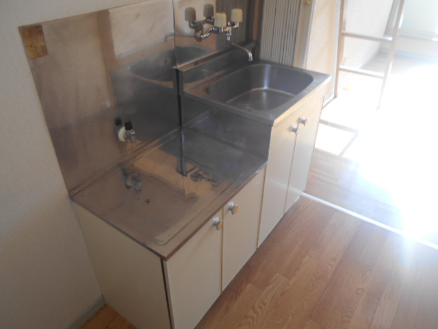 ガーデンバレー21 207号室の風呂