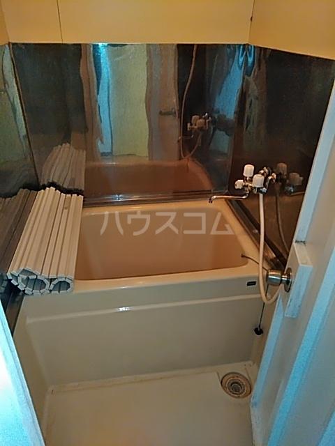 栗橋国分アパートA号棟 A202号室の風呂