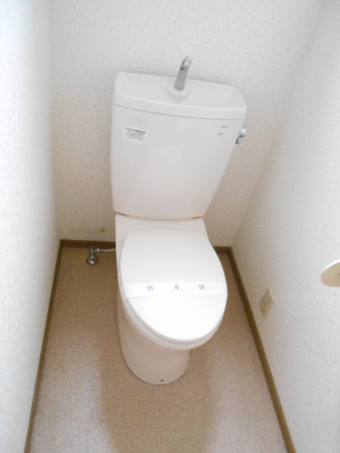 ユーフォリア海老名Ⅲ 201号室の洗面所