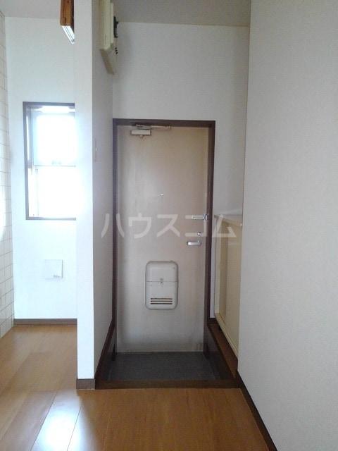 グリーンプラザ 01040号室のバルコニー