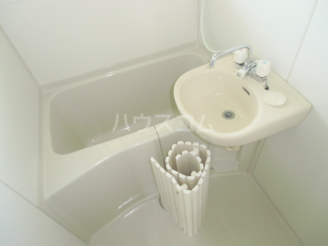 ヴィラガーデン 203号室の洗面所