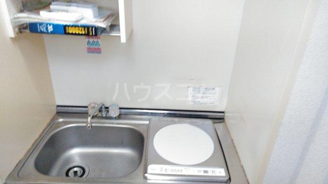 クリオさがみ野弐番館 201号室のキッチン