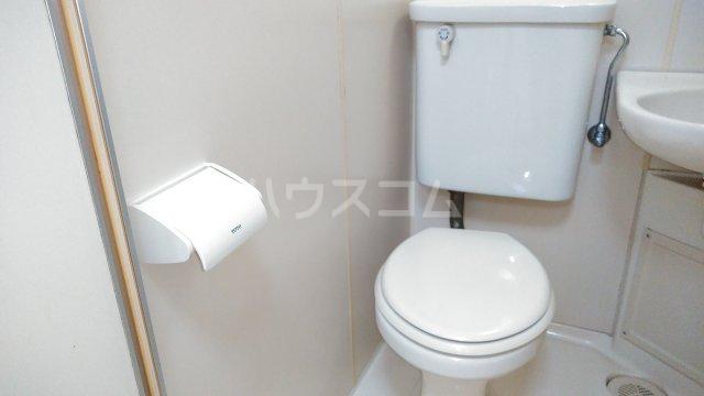 クリオさがみ野弐番館 201号室のトイレ