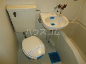 メゾン・ド・ヴァルセ 0411号室のトイレ