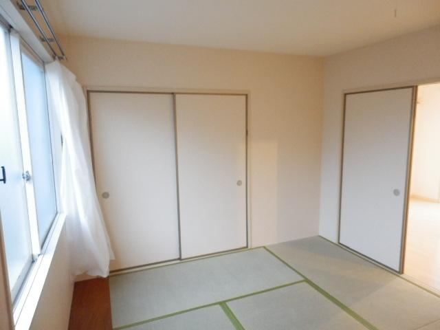 ハヤマハイムⅡ 202号室のベッドルーム