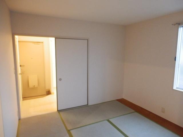 ハヤマハイムⅡ 202号室のリビング