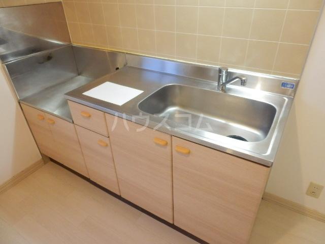 ハヤマハイムⅡ 202号室のキッチン