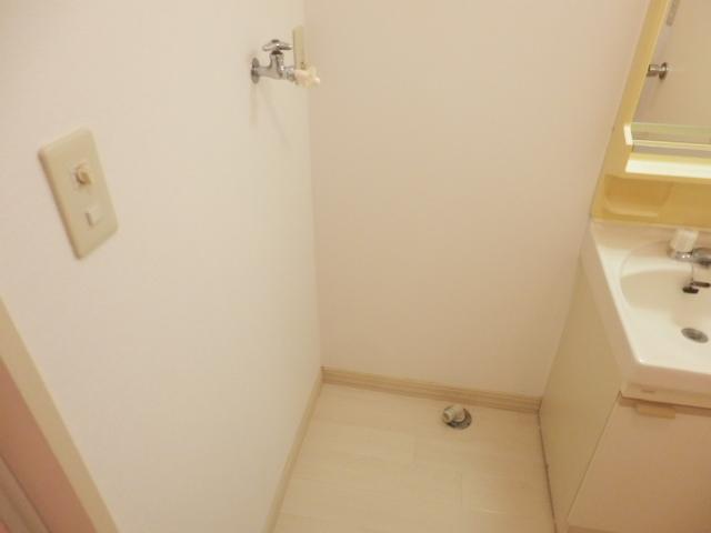 ハヤマハイムⅡ 202号室の風呂