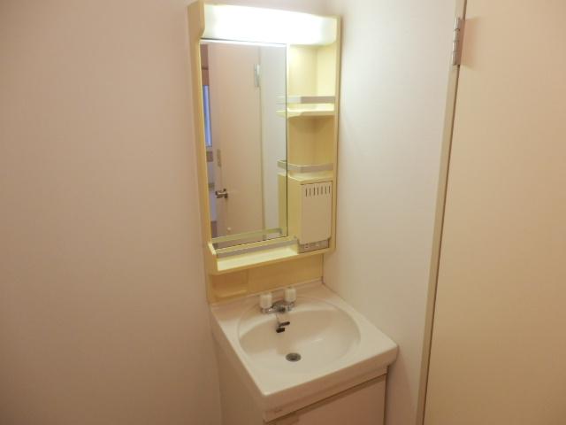 ハヤマハイムⅡ 202号室の洗面所