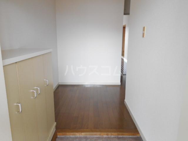 ヴェルジェ山口 104号室の玄関