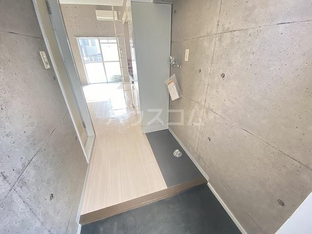 アイビー・ハウス 101号室のトイレ