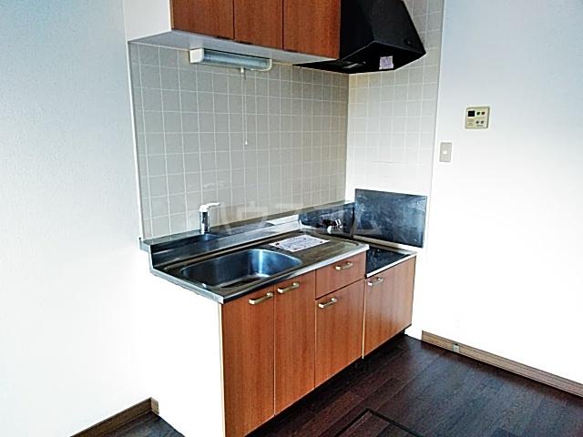 グラン・シェールⅠのキッチン