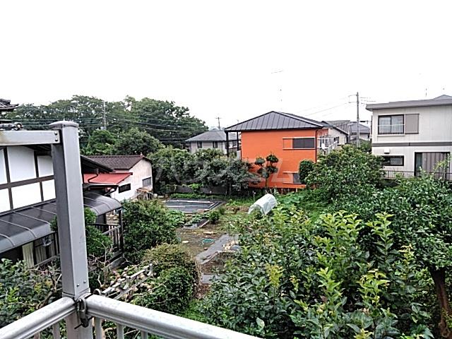 第二湯澤ハイツの景色