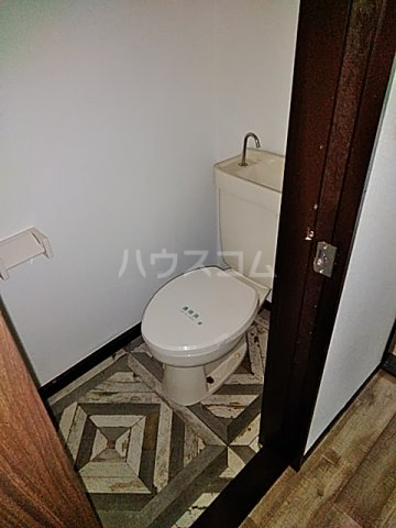 第二湯澤ハイツのトイレ