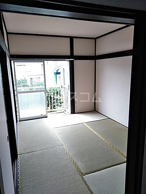 第二湯澤ハイツのベッドルーム