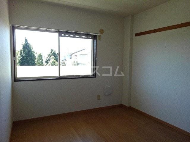 グリーンプラザ 02030号室のベッドルーム