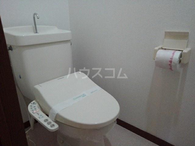 グリーンプラザ 02030号室のトイレ