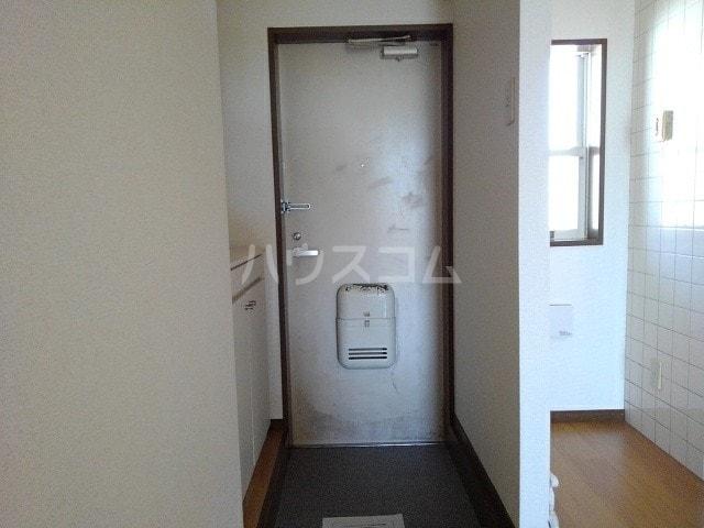 グリーンプラザ 02030号室の玄関