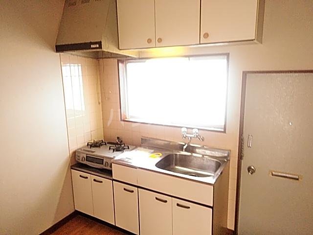 シャルム内海 202号室のキッチン