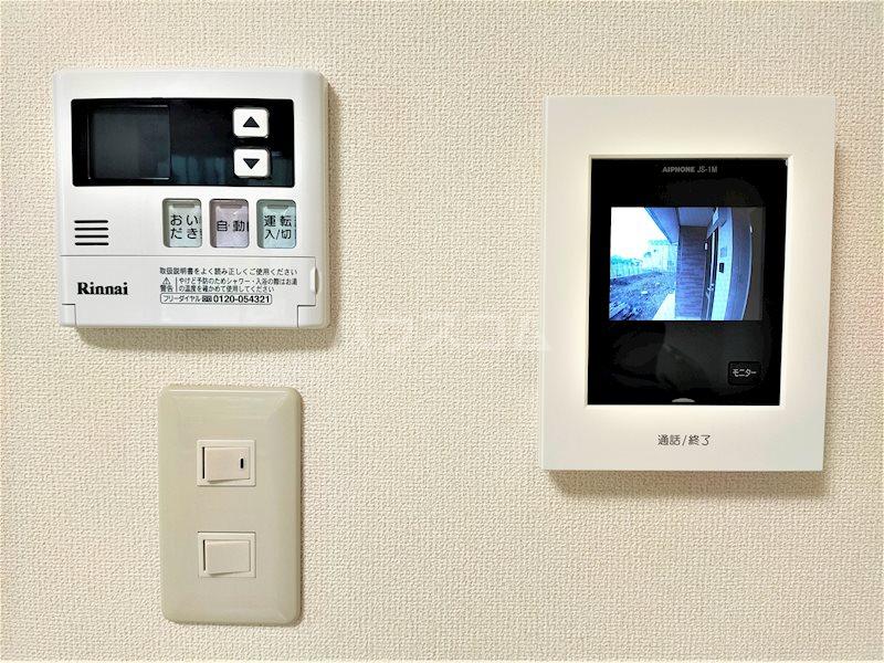 アベニールS 106号室のセキュリティ