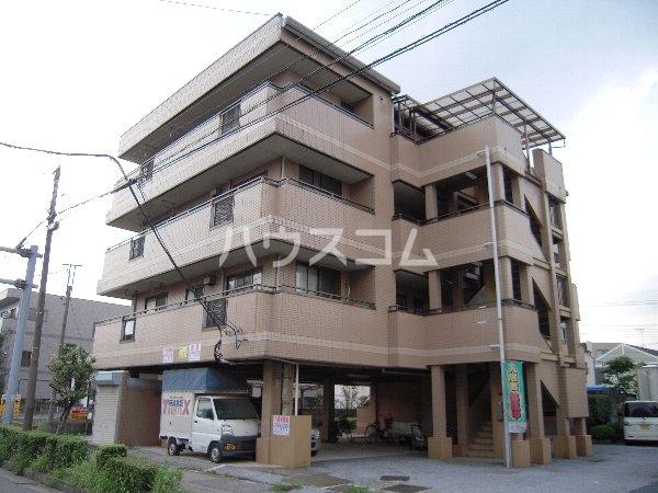 第7池田マンションの外観