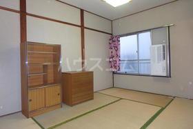 黒須荘 203号室の居室