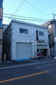 黒須荘 203号室のエントランス