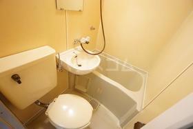 西川口コスモスパートⅠ 202号室の洗面所