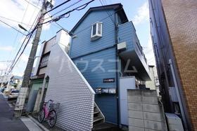 西川口コスモスパートⅠ 202号室のエントランス