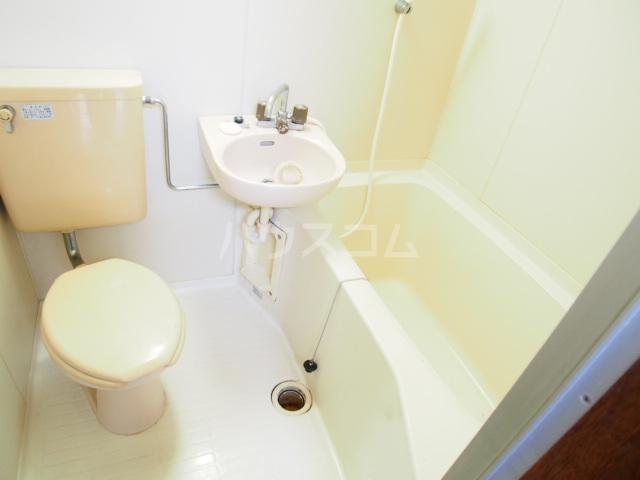 HIT 201号室の風呂