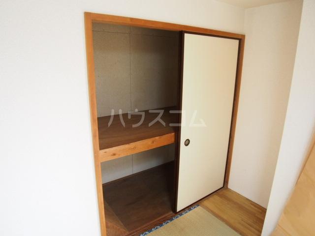 HIT 201号室の収納