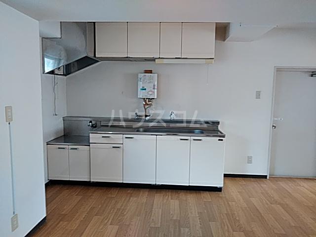 メゾン ド ジュエル 301号室のキッチン