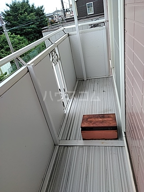サンビレッジTANAKA C 202号室のバルコニー