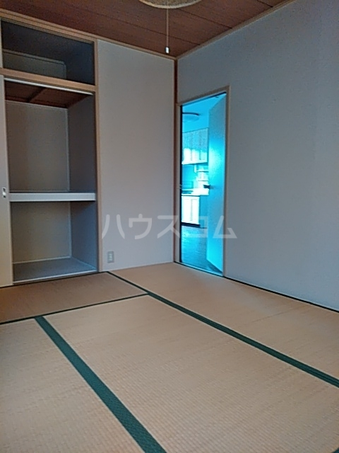 サンビレッジTANAKA C 202号室の居室