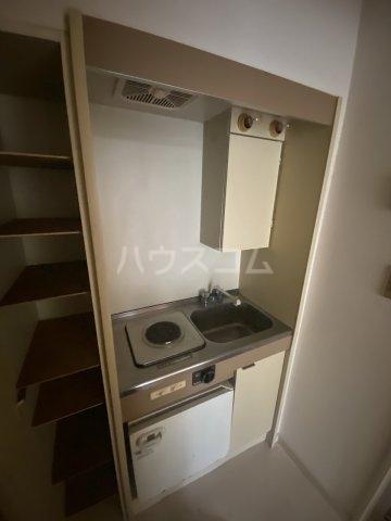 レオパレス北谷第2 103号室のキッチン