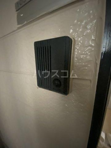 レオパレス北谷第2 103号室の玄関