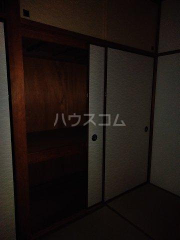 筑波荘 202号室のリビング