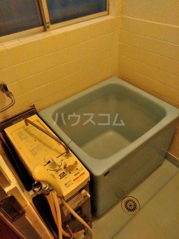 筑波荘 202号室の風呂