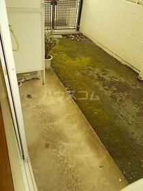 エスポワール元郷 0102号室のバルコニー