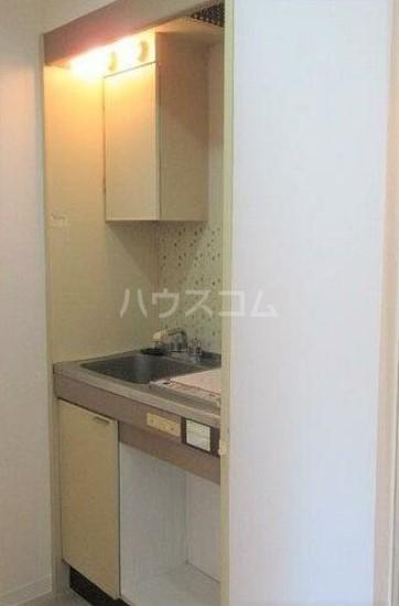 ライオンズマンション西川口第7 302号室のキッチン