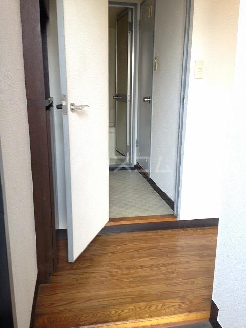 アクセスマスダ 301号室のバルコニー