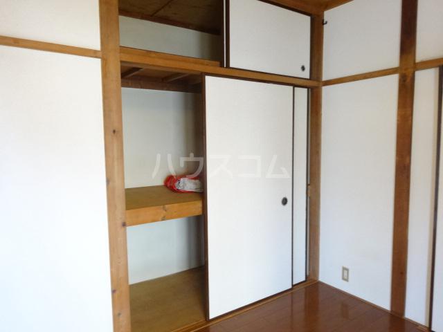 コーポ泉 201号室の収納