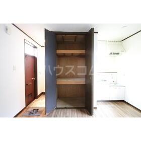 福井ハイツ 201号室の風呂