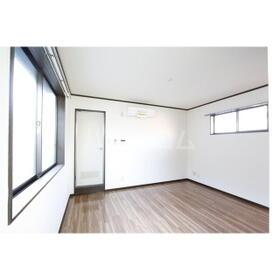 福井ハイツ 201号室の洗面所