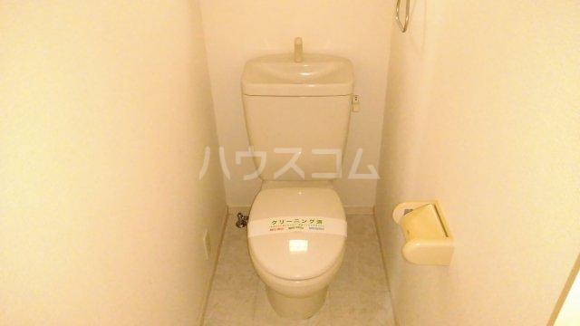 サザン宝蔵院B 103号室のトイレ