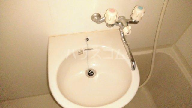 サザン宝蔵院B 103号室の洗面所