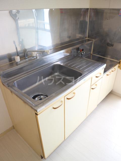 大木コーポ 206号室のキッチン