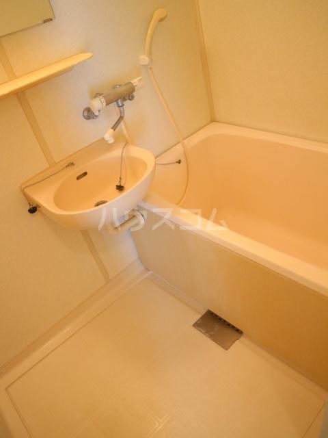 大木コーポ 206号室の風呂