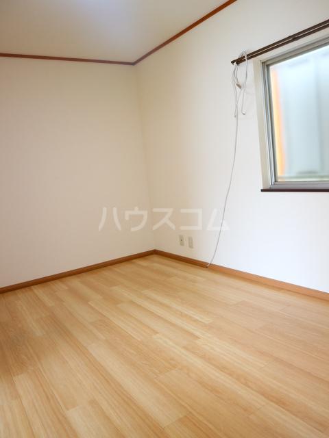 大木コーポ 206号室のベッドルーム