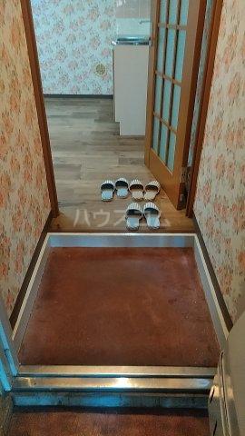 ウチダロイヤルマンション 103号室の玄関